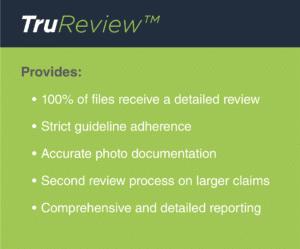 TruReview Process - Aspen Claims Service