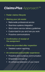 Claims Plus Approach - Aspen Claims Service