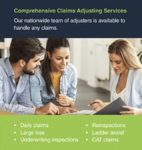 Comprehensive Claims Adjusting Services