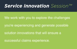 Service Innovation Session - Aspen Claims Service